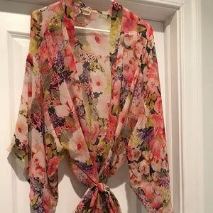 Show Me Your Mumu Kimono